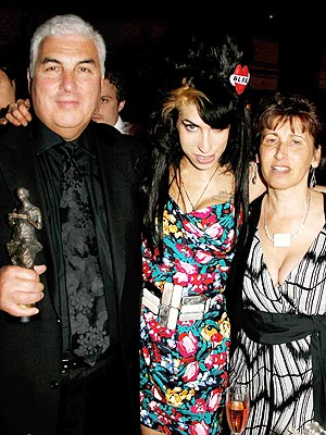 Mitch Winehouse: No Movie About Amy Winehouse