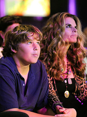 Maria Shriver & Arnold Schwarzenegger's Son: How She's Coping