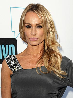 Real Housewives of Beverly Hills - Taylor Armstrong Coping in Private
