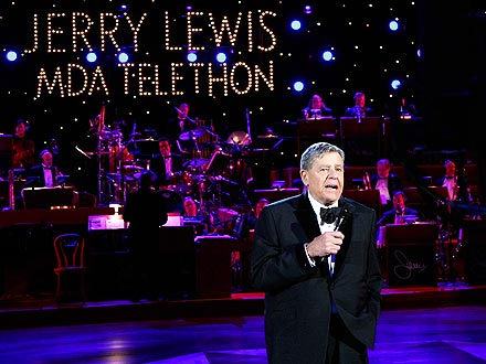 Jerry Lewis Not Hosting Muscular Dystrophy Telethon