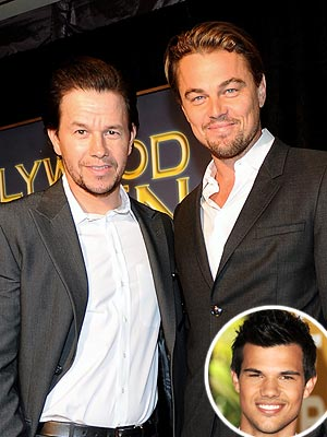 Mark Wahlberg Finds Taylor Lautner's Hotness Threatening