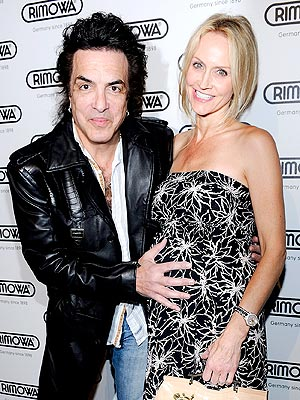 Paul Stanley of KISS Welcomes Fourth Child