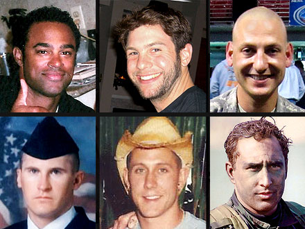 Tribute to the Fallen SEALs: Complete List Released