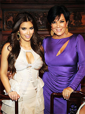 Kris Jenner Says Kim Kardashian Is Relaxed About Marrying Kris Humpries