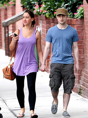 Daniel Radcliffe 'In Love' with New Girlfriend