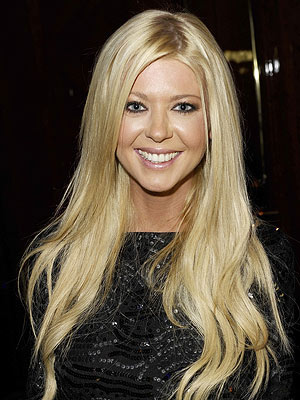 Tara Reid Marries in Greece