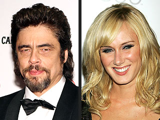 Benicio del Toro, Kimberly Stewart Baby Born