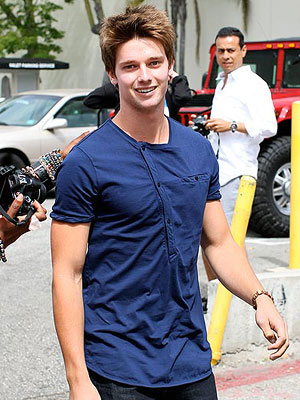 Patrick Schwarzenegger Back on the Slopes After Ski Accident