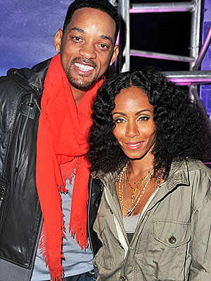 Will Smith, Jada Pinke...