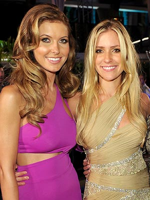 Audrina Patridge Gives Kristin Cavallari Dancing with the Stars Advice