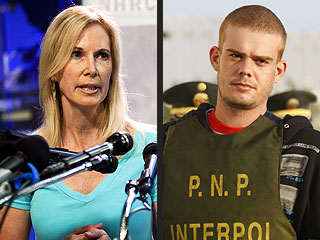 Joran van der Sloot Charged; Natalie Holloway's mother Beth Appreciative