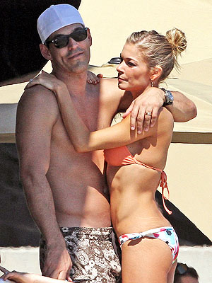 LeAnne Rimes Bikini Photos - Singer Celebrates Birthday with Eddie Cibrian