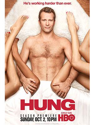 Hung Season 3 - Thomas Jane Naked in New Photo