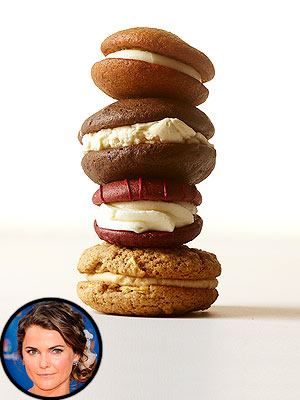 Keri Russell&#39;s Favorite Dessert: Whoopie Pie!