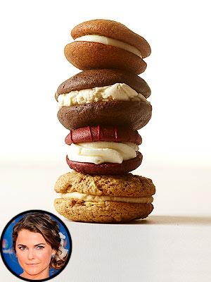 Keri Russell's Favorite Dessert: Whoopie Pie!