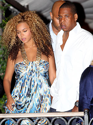 Beyonce Turns 30 in Italy with Jay-Z