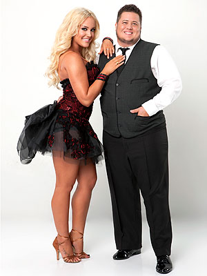 Dancing with the Stars: Chaz Bono and Lacey Schwimmer's Photo Revealed