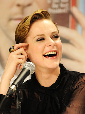 Evan Rachel Wood Speaks at Toronto International Film Festival
