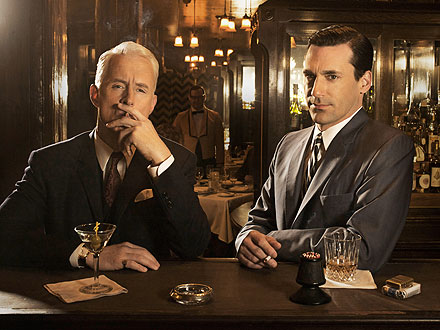 Emmys Party Drinks: Mad Men-Inspired Cocktails