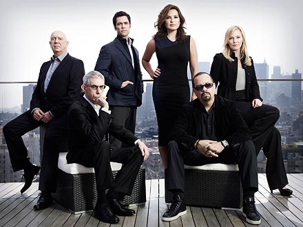 Law & Order: SVU New Cast