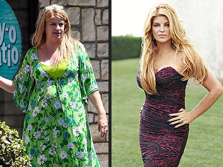 Kirstie Alley's New Life 100 Lbs. Lighter!