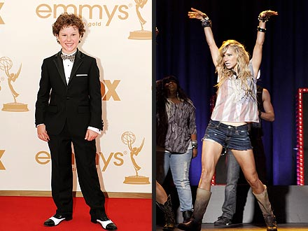 Emmy Winners: Modern Family&#39;s Nolan Gould on Glee