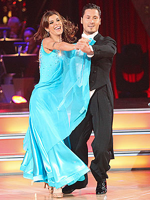 Dancing with the Stars 2011: Elisabetta Canalis Responds to Elimination