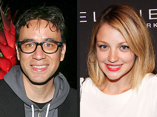 Saturday Night Live's Fred Armisen, Abby Elliott Split