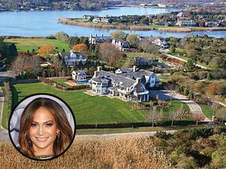 Jennifer Lopez Buys $18 Million Hamptons Home