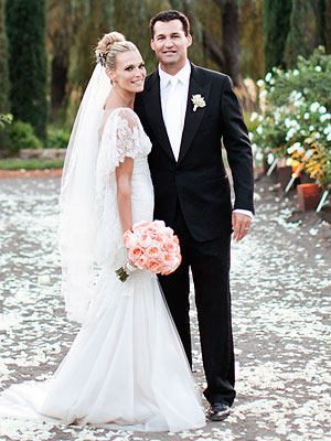 Molly Sims Wedding Photos