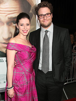 Seth Rogen Weds