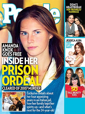 Amanda Knox: Life in Prison and What's Next