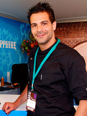 Top Chef's Angelo Sosa to Cook a Fall-Inspired Menu