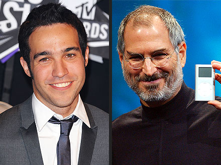 Steve Jobs: Pete Wentz Pays Tribute