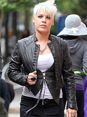 Pink to Make Acting Debut as a Sex Addict