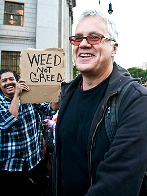 Occupy Wall Street: Tim Robbins, Penn Badgley Join