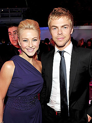 Julianne Hough &#39;Nervous&#39; About Return to Dancing with the Stars