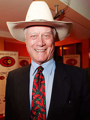 Larry Hagman Dies