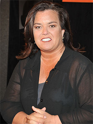 Rosie O'Donnell and Girlfriend Celebrate New Show in Paris (in Chicago)