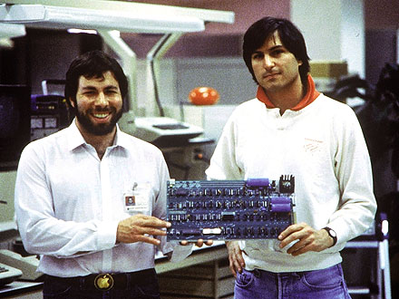 Steve Wozniak on the Beautiful Mind of Steve Jobs