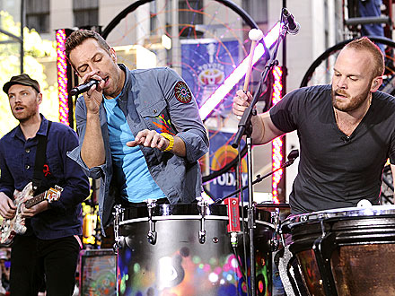 Coldplay Mylo Xyloto - PEOPLE Review