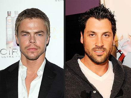 Dancing with the Stars: Maksim Chmerkovskiy's Outburst - Derek Hough Reacts