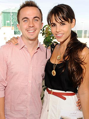Frankie Muniz Engaged to Elycia Marie Turnbow