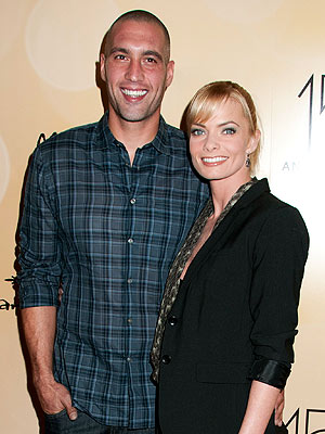 Jaime Pressly Dating New Boyfriend Hamzi Hijazi