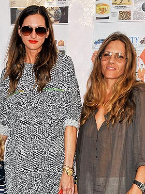Jenna Lyons and Rumored Girlfriend Courtney Crangi: Photos