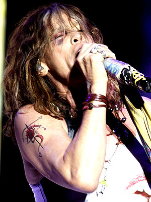 Steven Tyler Accident
