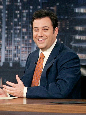 Move Over, Ben Affleck! Jimmy Kimmel's Got a New Squeeze