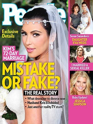 Kim Kardashian, Kris Humphries: Mistake or Fake?