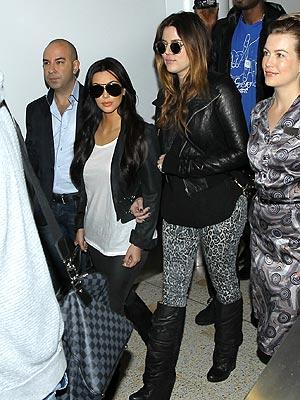 Kim Kardashian Divorce from Kris Humphries: She Arrives in Australia