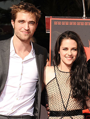 Breaking Dawn Wedding: Robert Pattinson on Kristen Stewart